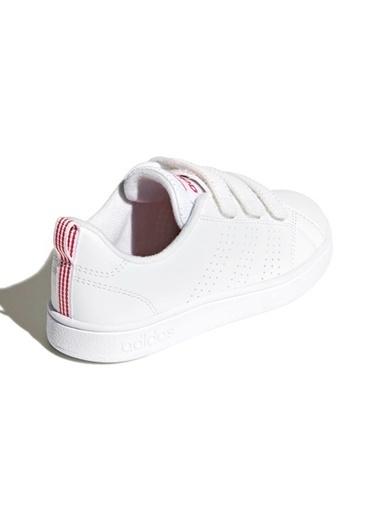 adidas Vs Adv Cl Cmf Beyaz